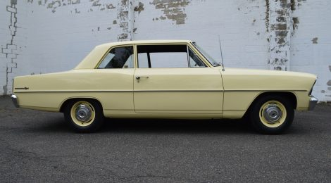 1967 Chevy II : 20k Original miles