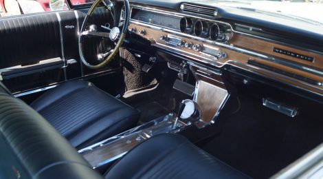 1965 Pontiac Grand Prix : Completed 5/2015
