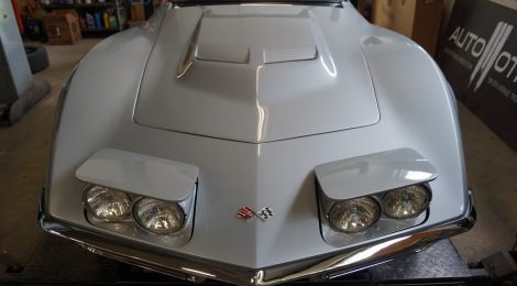1970 Corvette LT1 Convertible