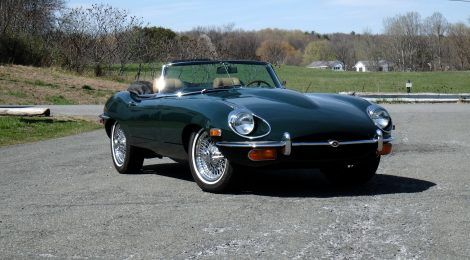 1969 Jaguar XKE Open Two Seater