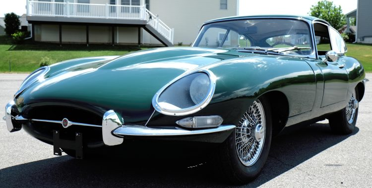 1968 Jaguar XKE Series 1.5 Coupe