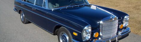 SOLD 1972 300SEL
