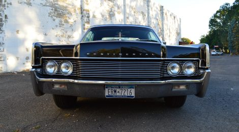 1966 Lincoln Continental Convertible : Sale Pending