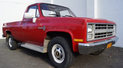 1985 Chevy C30 : 1 owner 31kmi
