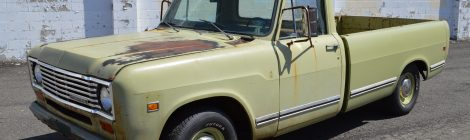 SOLD 1974 International 100 pickup