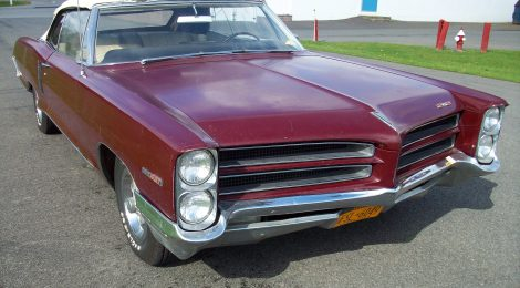SOLD 1966 Pontiac Catalina 2+2 Convertible