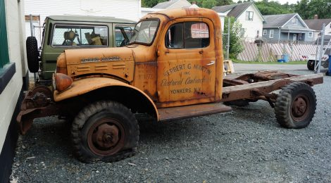 Clean Slate : 1964 Dodge WM300 Power Wagon
