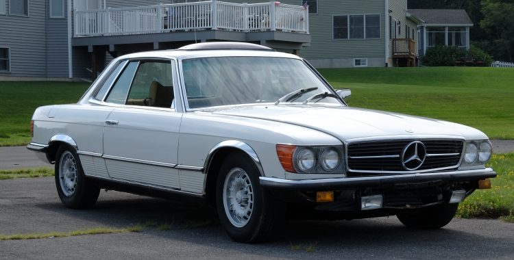 1978 Mercedes-Benz 280SLC