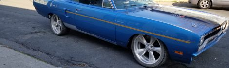 1970 Roadrunner : Restomodding a muscle car Icon