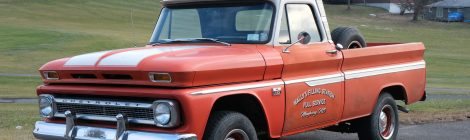 1966 Chevrolet C-10 : Patina'd Perfection